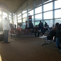 Photo taken at QAIA - Gate 204 by Mohammed A. on 3/28/2013