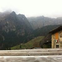 Photo taken at Sentiero Lago Nero by Michele M. on 11/24/2012