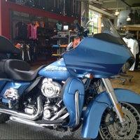Photo taken at Mabua Harley-Davidson by Ipunk P. on 12/16/2012