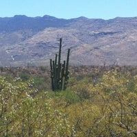 Photo taken at Saguaro National Park by Heather R. on 5/29/2013