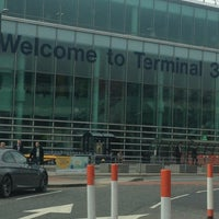 Photo taken at Terminal 3 by Paul N. on 6/6/2013