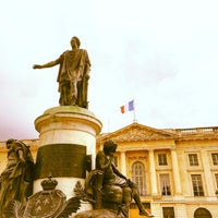 Photo taken at Place Royale by Paola R. on 8/15/2014