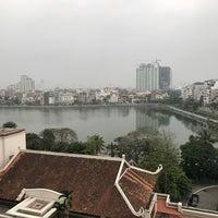 Photo taken at Sheraton Hanoi Hotel by Paola R. on 4/24/2017