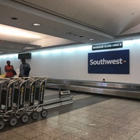 Photo taken at Baggage Claim by Paola R. on 7/4/2017