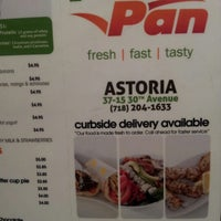 Photo taken at Pita Pan by Alexandra B. on 11/18/2012