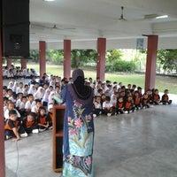 Photo taken at Sekolah Kebangsaan Bidor by Hilmi H. on 7/21/2014