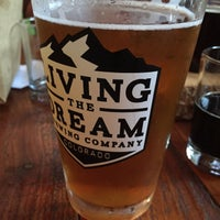 Photo taken at Living The Dream Brewing by Renee C. on 8/10/2017