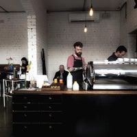 Photo taken at Market Lane Coffee by Ka Yong L. on 8/3/2015