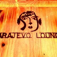 Photo taken at Sarajevo Lounge by Amisha R. on 8/17/2013