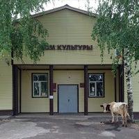Photo taken at Пустынь by Alexander V. on 6/14/2015