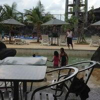 Photo taken at Pandawa Water World by Anindya R. on 1/13/2013
