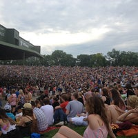 Photo taken at DTE Energy Music Theatre by Luis S. on 7/7/2013