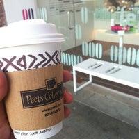 Photo taken at Peet's Coffee & Tea by Noah K. on 10/3/2012