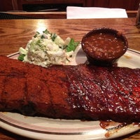 Photo taken at Corky's BBQ by Tara V. on 11/7/2012
