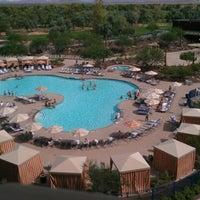 Photo taken at Casino Arizona at Talking Stick by Steve on 10/6/2012