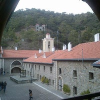 Photo taken at Cikko Manastırı by Sid J. on 1/27/2013