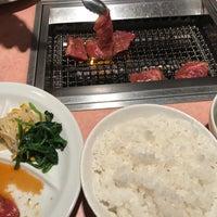 Photo taken at 焼肉 金剛苑 by Adam F. on 6/9/2017