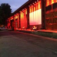 Photo taken at Centro Cultural Matucana 100 by Sebastián A. on 3/30/2013