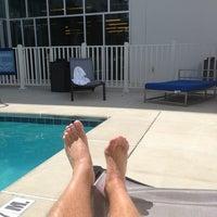 Photo taken at Aloft Jacksonville Airport by Wayne F. on 5/29/2013