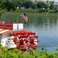 Photo taken at Pride of the Susquehanna Riverboat by Rich N. on 7/17/2016