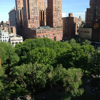 Photo taken at NYU Carlyle Court by Christopher C. on 5/17/2013