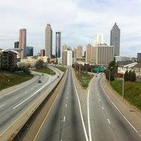 Foto tomada en Jackson Street Bridge por John T. el 3/17/2013