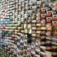 Photo taken at Lomography Embassy Store Istanbul by Hazal A. on 3/30/2013