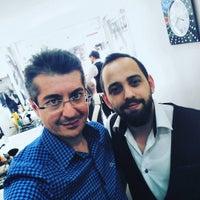 Photo taken at Erhan Erkek Kuaförü by Kozan D. on 5/7/2017
