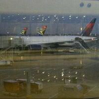 Photo taken at International Departures by Niresh S. on 4/28/2013