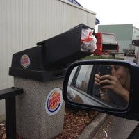 Photo taken at Burger King by Tori J. on 11/10/2012
