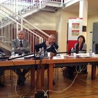 "Photo taken at Biblioteca ""Renzo Renzi"" by Silvia S. on 12/6/2012"