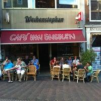 Photo taken at Café van Engelen by Hein v. on 7/25/2013