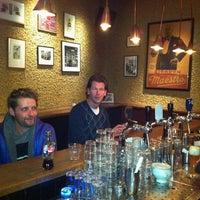 Photo taken at Café van Engelen by Hein v. on 11/15/2012