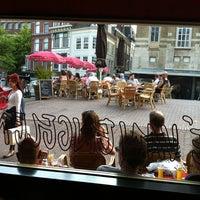 Photo taken at Café van Engelen by Hein v. on 7/6/2013