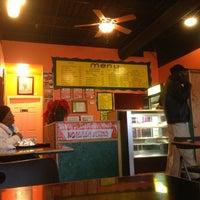 Photo taken at Brother Tim's Vegetarian Fast Food by JL J. on 12/20/2012