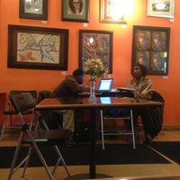 Photo taken at Brother Tim's Vegetarian Fast Food by JL J. on 12/6/2012
