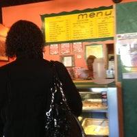 Photo taken at Brother Tim's Vegetarian Fast Food by JL J. on 11/13/2012