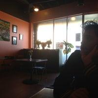 Photo taken at Brother Tim's Vegetarian Fast Food by JL J. on 12/22/2012