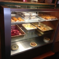 Photo taken at Brother Tim's Vegetarian Fast Food by JL J. on 11/8/2012