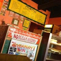 Photo taken at Brother Tim's Vegetarian Fast Food by JL J. on 10/25/2012