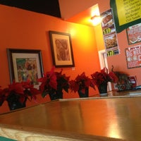 Photo taken at Brother Tim's Vegetarian Fast Food by JL J. on 12/11/2012