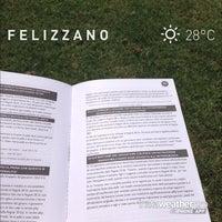 Photo taken at Felizzano by Daniele S. on 6/20/2014