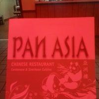 Photo taken at Pan Asia by Jennifer W. on 3/16/2013