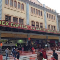 Photo taken at Sex Capital, La Capital Del Sexo by Diego S. on 10/16/2013