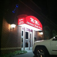 Photo taken at MiMi's Steak House Of Japan by Andrea S. on 11/17/2012