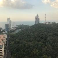 Photo taken at Pattaya Hill Resort by Howard C. on 12/25/2016