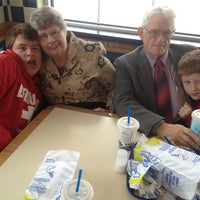 Photo taken at Culver's by RuthEllen M. on 12/23/2012