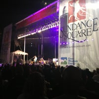 Photo taken at Sundance Square by Ember N. on 4/21/2013