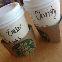 Photo taken at Starbucks by Ember N. on 2/8/2013
