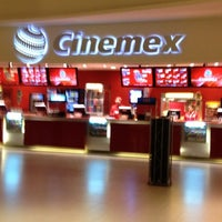 Photo taken at Cinemex by Gris R. on 3/16/2013